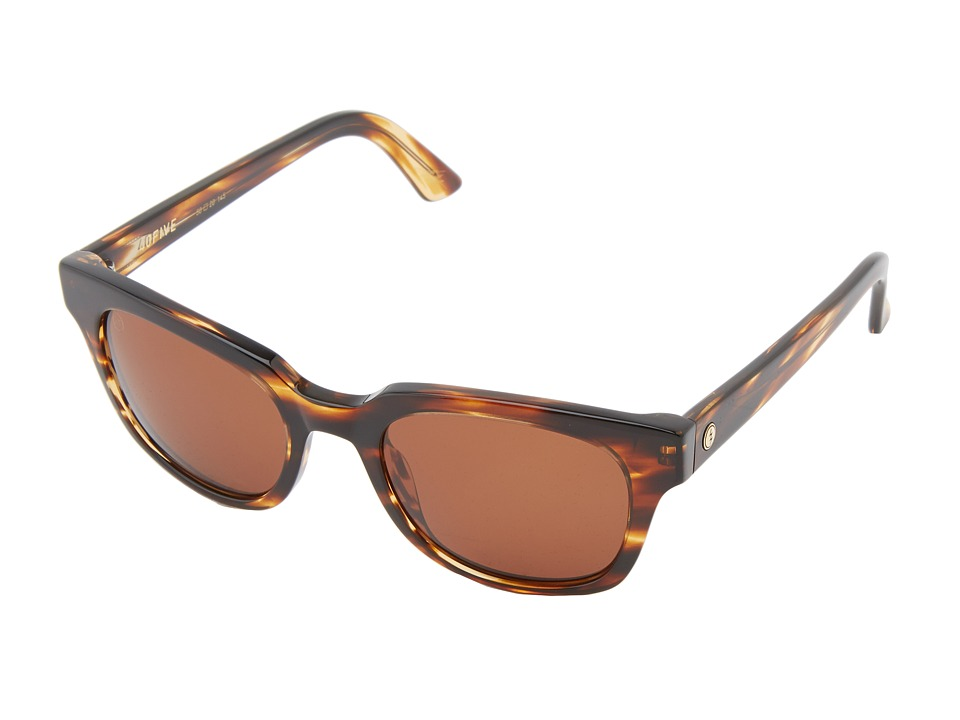 Electric Eyewear - 40Five (Tortoise Shell/M Bronze) Sport Sunglasses