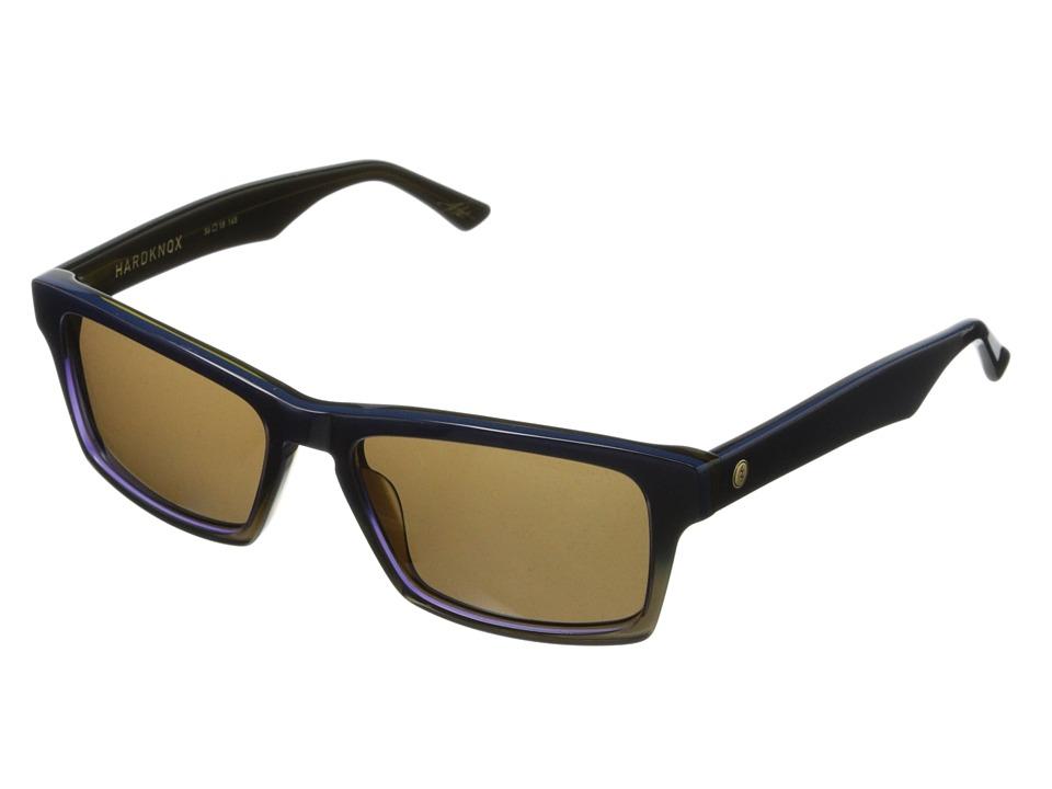 Electric Eyewear - Hardknox (Dusk/Bronze 2) Plastic Frame Sport Sunglasses