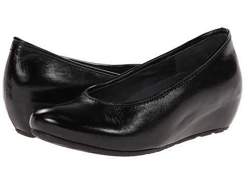 Wolky - Valentine (Black Midland Patent) Women's Shoes