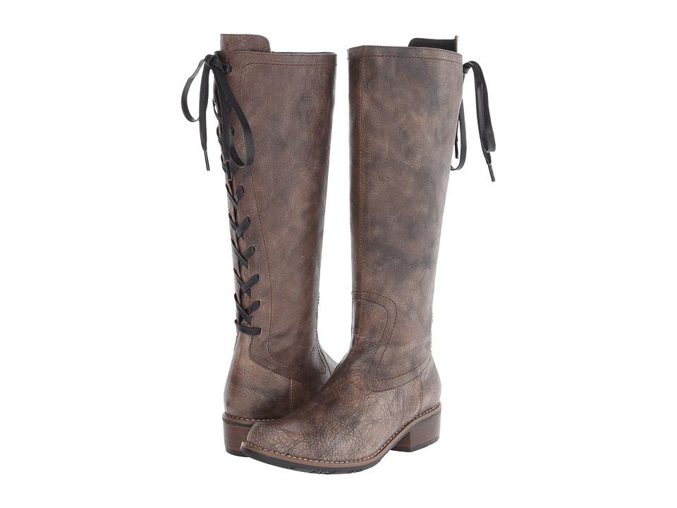 Wolky - Pardo (Taupe Etruria Fantasy) Women's Boots