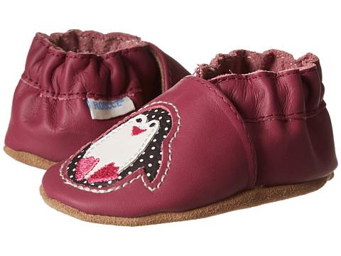 Robeez - Patty Popper Soft Soles (Infant/Toddler) (Jelly) Girls Shoes