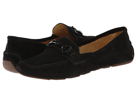 Patricia Green - Andover (Black) Women's Slippers