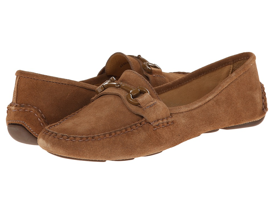 Patricia Green - Andover (Camel) Women's Slippers