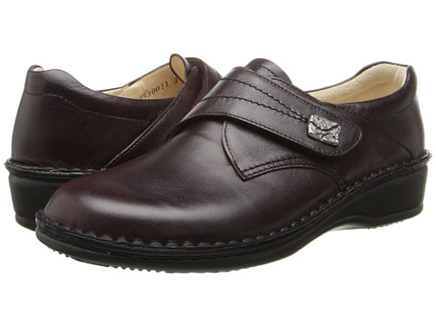 Finn Comfort - Aurora-S (Venere Wine) Women's Shoes