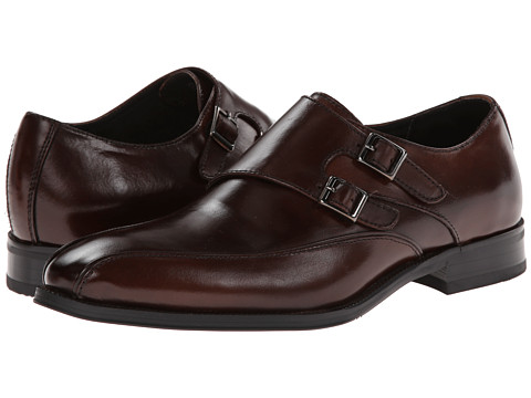 Stacy Adams - Kildaire (Brown Leather) Men