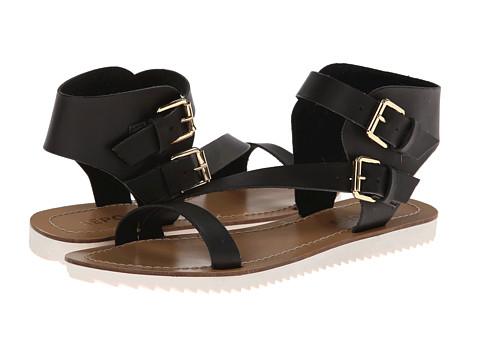 Report - Rodeo (Black) Women's Sandals