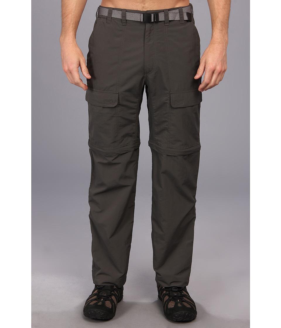 White Sierra - Trail Convertible Pant (Caviar) Men