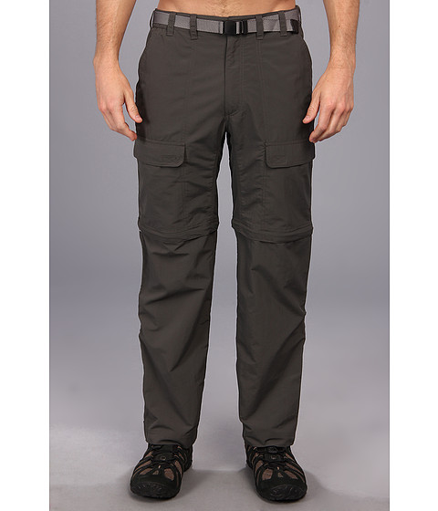 White Sierra - Trail Convertible Pant (Caviar) Men's Casual Pants