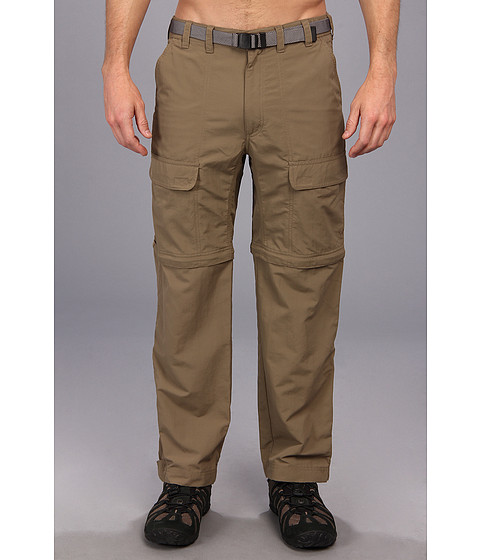 White Sierra - Trail Convertible Pant (Bark) Men