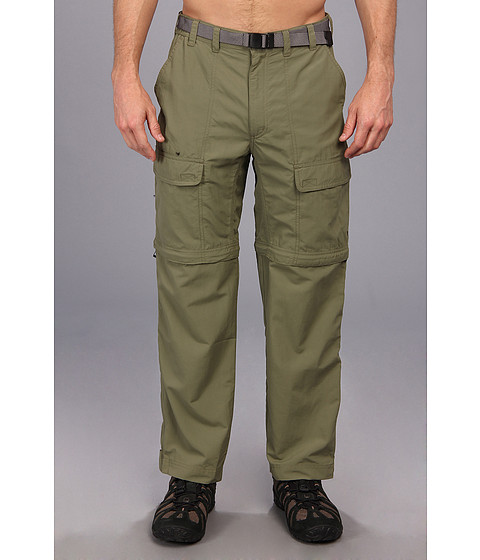 White Sierra - Trail Convertible Pant (Sage) Men