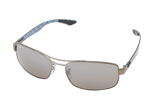 f446cc916b ... Ray-Ban RB8316 62mm (Matte Gunmetal Grey Mirror Gradient Grey) Fashion  Sunglasse. EAN 8053672189230