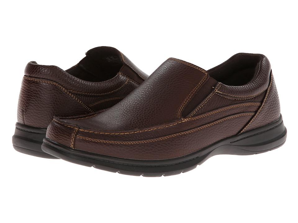 Dr. Scholl's - Bounce (Bridal Brown) Men's Slip on Shoes