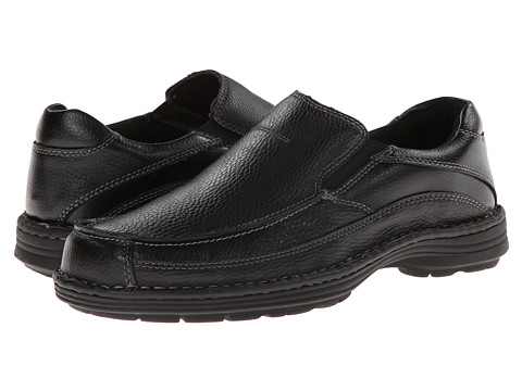 Dr. Scholl's - Brian-MT (Black) Men's Slip on Shoes