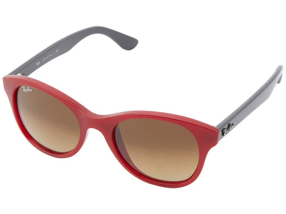 Ray-Ban - RB4203 51mm (Red) Fashion Sunglasses