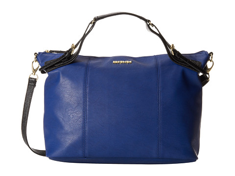 Kenneth Cole Reaction - In The Loop Tote (Azul/Black) Tote Handbags