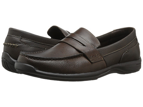 Dr. Scholl's - Rein (Brown Derby) Men's Slip on Shoes