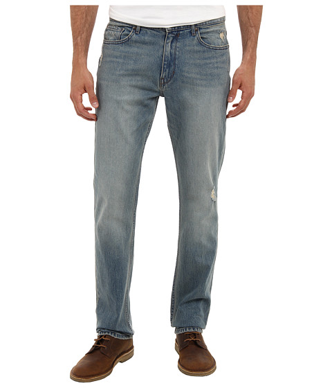 Paige - Normandie in Silverwood Destructed (Silverwood Destructed) Men's Jeans
