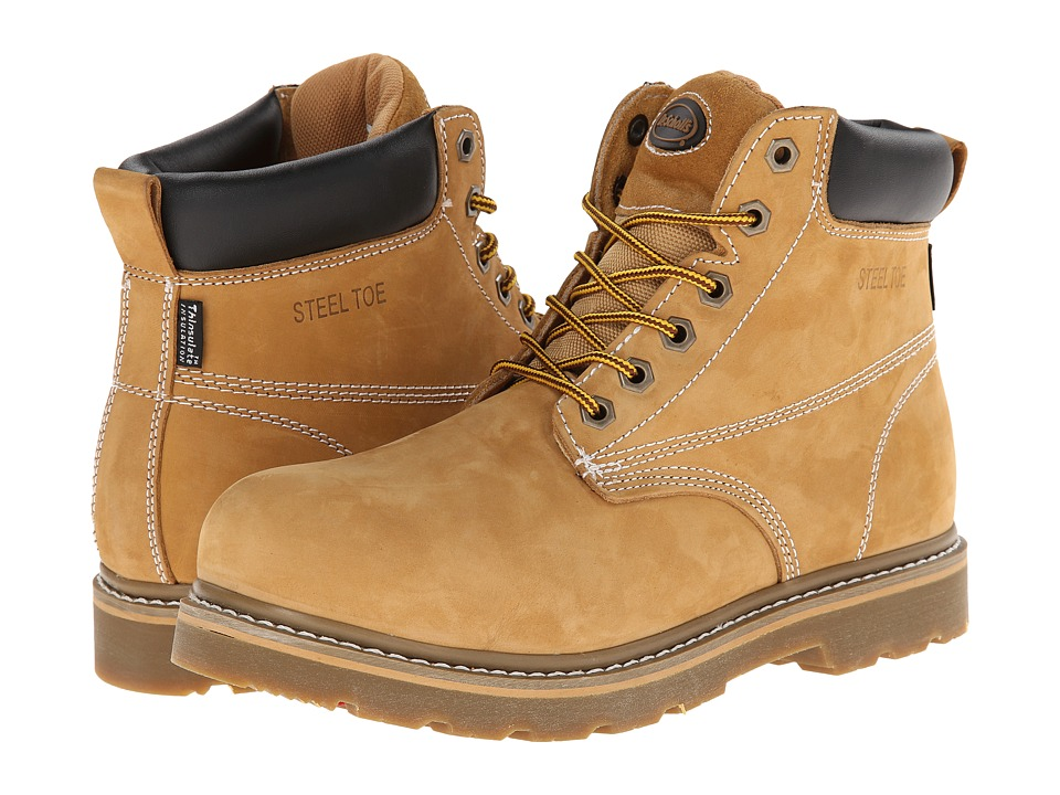 Dr. Scholl's - Fenton (Wheat) Men's Lace-up Boots