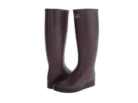 Le Chameau - Paris LD Jersey (Grape/Black) Women's Boots