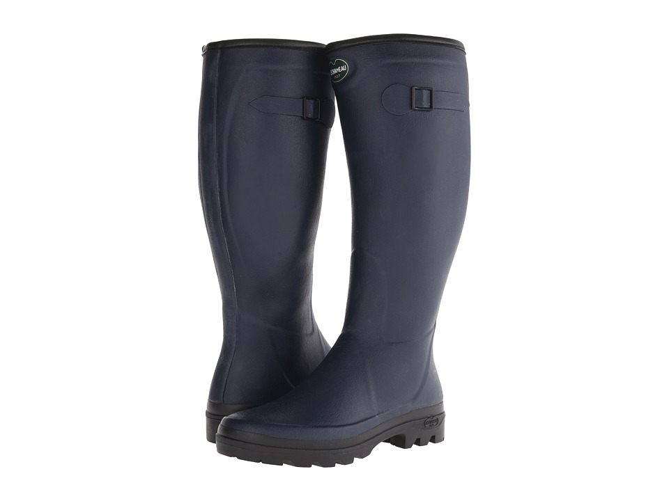 Le Chameau - Country LD (Navy Blue) Women