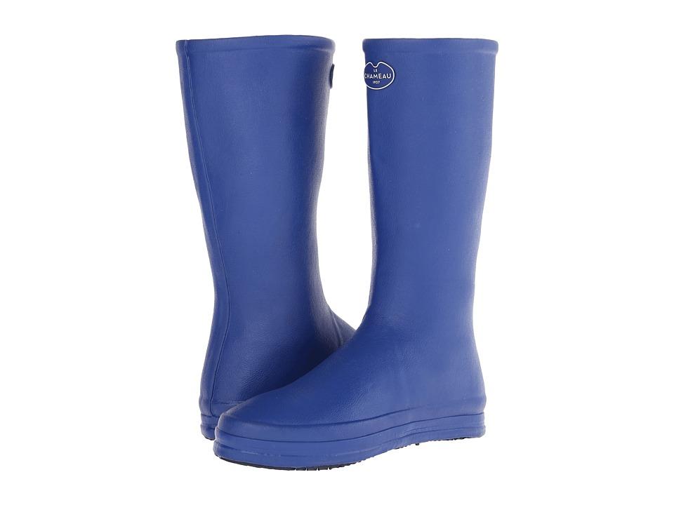 Le Chameau - Cabourg (Klein Blue/Navy) Women's Boots