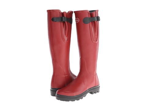 Le Chameau - LD Vierzon (Carmine Red) Women's Boots