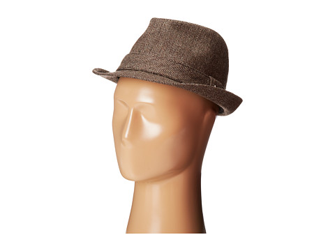 New Era - EK Olie Fedora (Brown) Fedora Hats