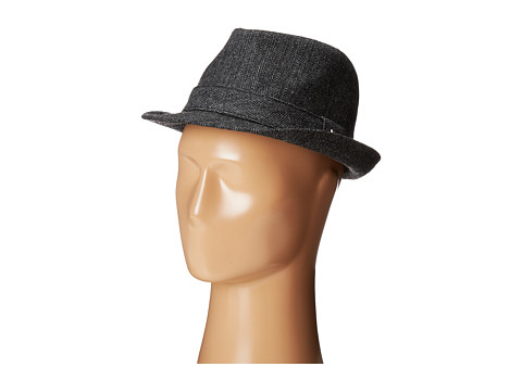 New Era - EK Olie Fedora (Black) Fedora Hats