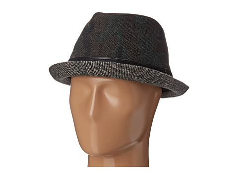 New Era - EK Quinn Fedora Camo (Dark Green) Caps