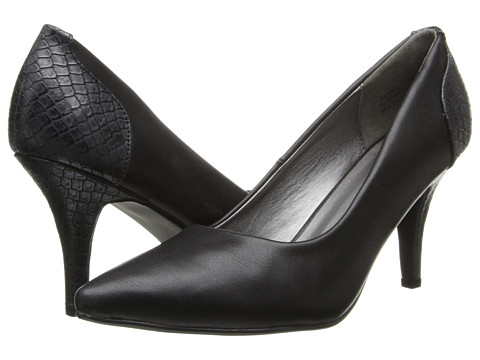 Annie - Distance (Black Burnished Calf) Women