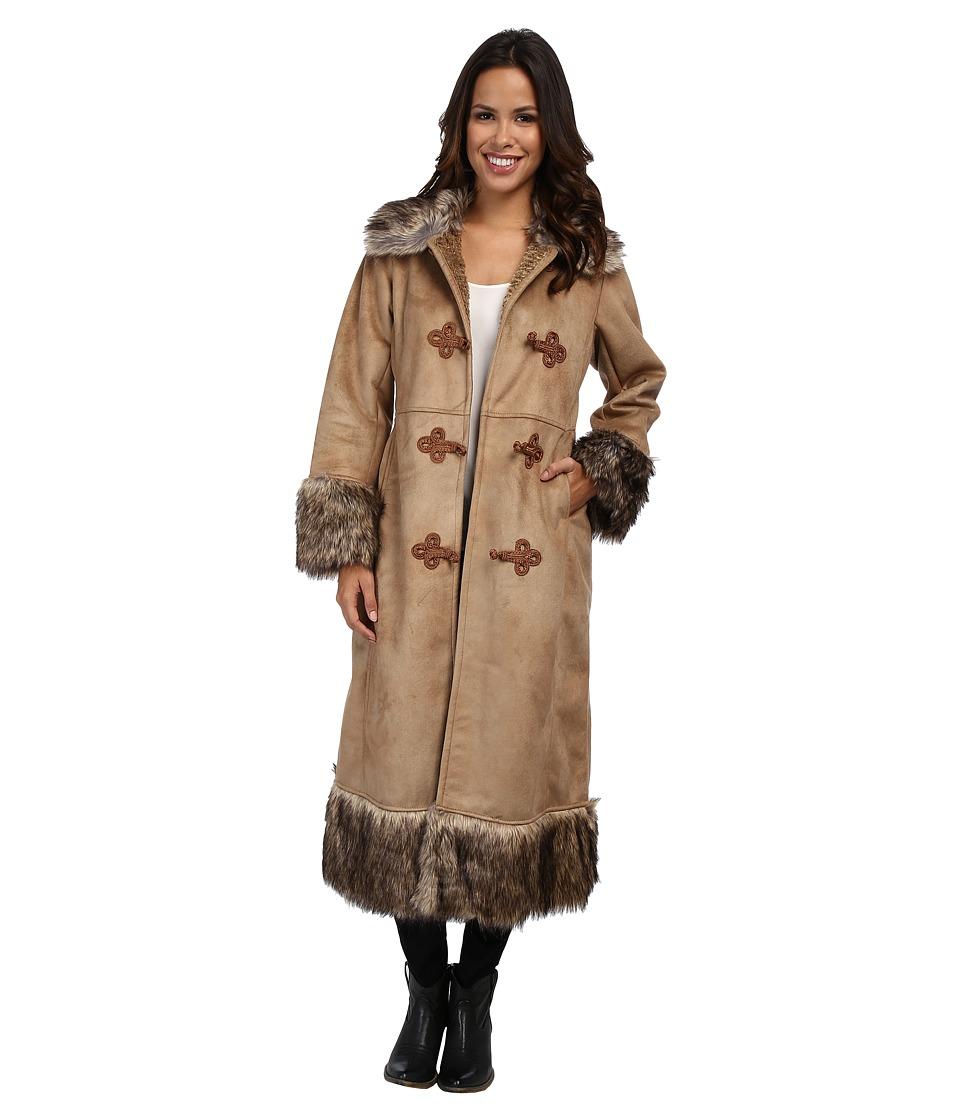Tasha Polizzi - Chalet Coat (Brown) Women