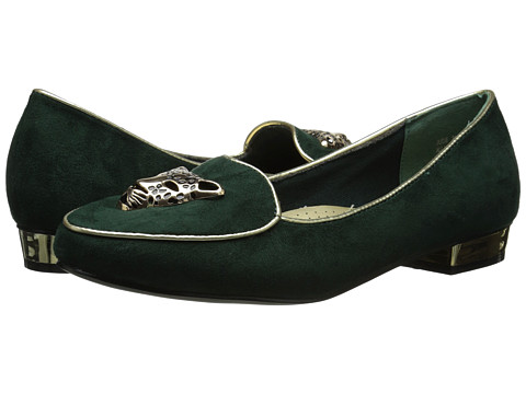 Annie - Jude (Forest Green Suede) Women's Shoes
