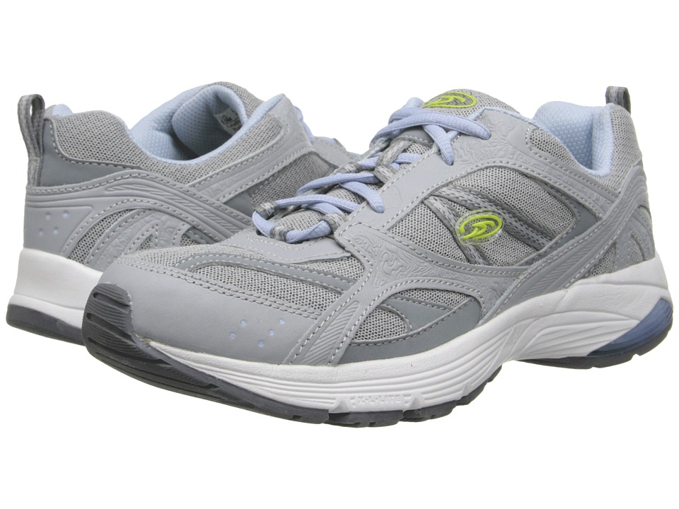 Dr. Scholl's - Curry (Grey/Green) Women's Lace up casual Shoes