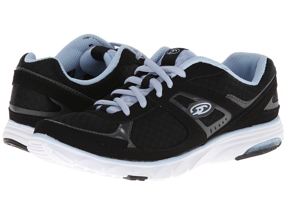Dr. Scholl's - Raven (Black/Granite/Skyway) Women's Lace up casual Shoes
