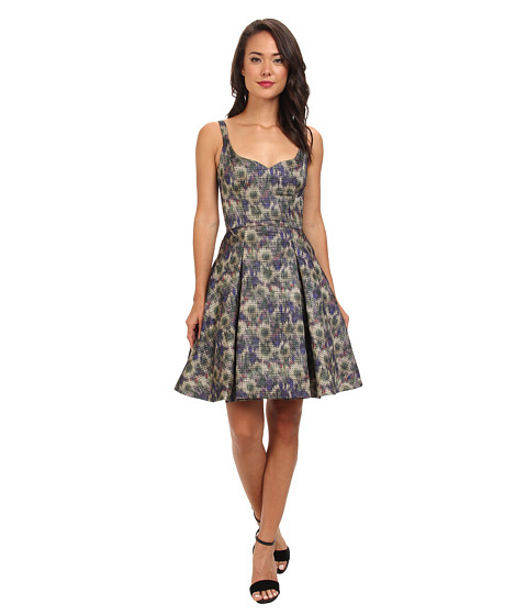 French Connection - Moire Meadow Luxe 71CAW (Multi) Women