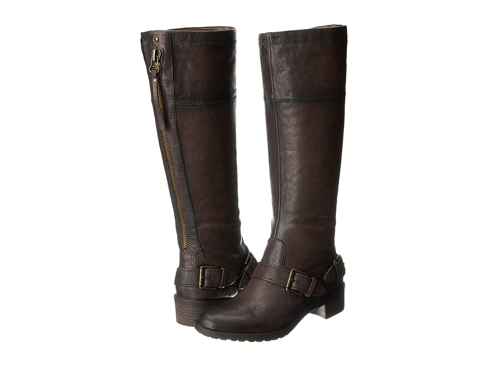 Naturalizer - Macnair Regular Shaft (Brown Leather) Women
