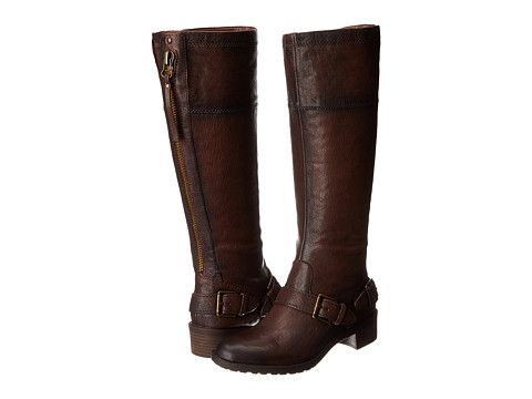 Naturalizer - Macnair Wide Shaft (Brown Wide Shaft Leather) Women's Boots