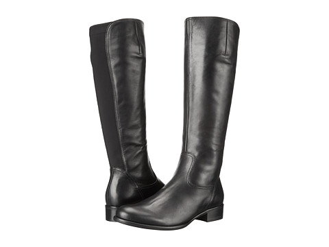 Gabor - Gabor 91.649 (Black Foulardcalf) Women's Boots
