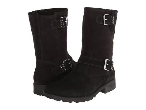 Gabor - Gabor 93.723 (Black Nubuck Lavato) Women's Boots