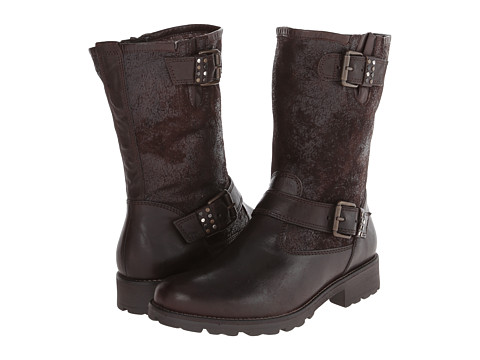 Gabor - Gabor 93.723 (Dark Brown Tucson) Women's Boots
