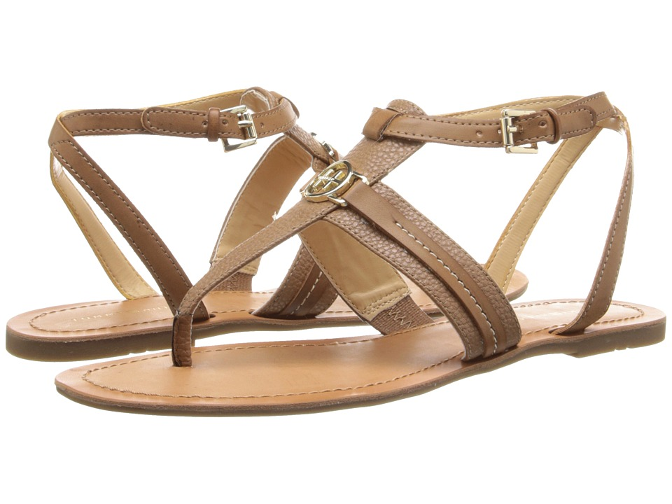 Tommy Hilfiger - Lorine (Luggage) Women's Sandals