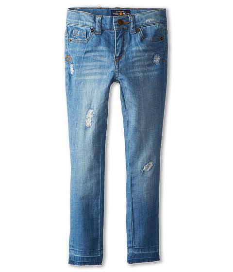 Lucky Brand Kids - Zoe Rip Repair Jegging (Little Kids) (Allie Wash) Girl's Jeans