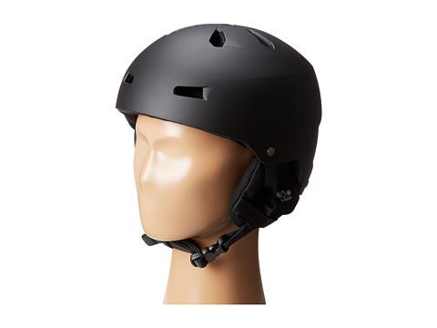 Bern - Macon EPS (Matte Black w/ Black Liner) Snow/Ski/Adventure Helmet