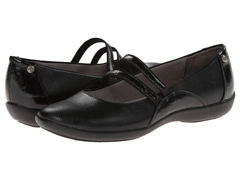 LifeStride - Lock (Black Stingo/Felicity) Women's Shoes