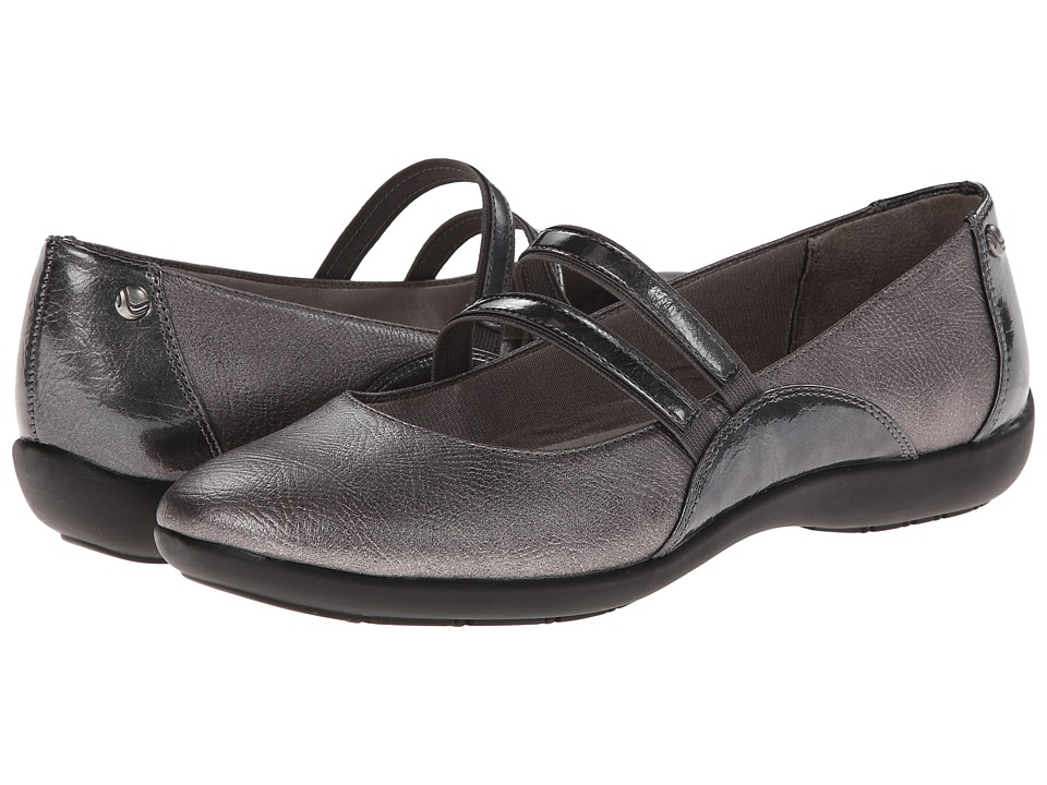 LifeStride - Lock (Pewter) Women's Shoes