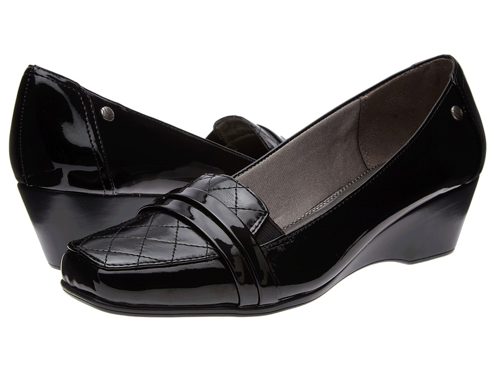 LifeStride - Wynne (Black Glory/Tess) Women's Shoes
