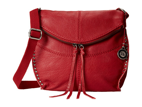 The Sak - Silverlake Crossbody (Cherry) Cross Body Handbags