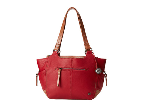 The Sak Kendra Satchel (Cherry Block) Satchel Handbags