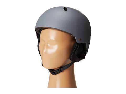 Bern - Diablo EPS (Matte Grey w/ Black Liner) Snow/Ski/Adventure Helmet