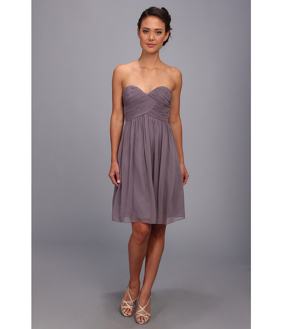 Donna Morgan - Morgan Sweetheart Dress (Grey Ridge) Women's Dress